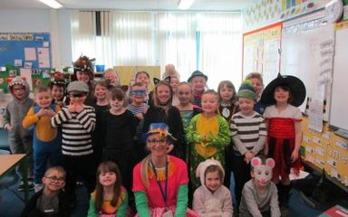 Owls celebrate World Book Day 2018