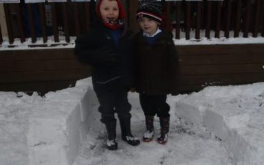 Reception's Igloo