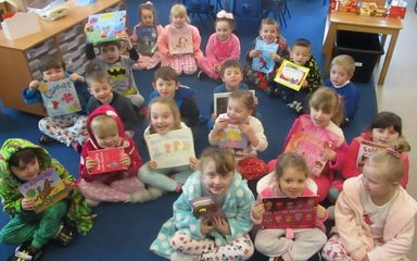 World Book Day in the Ladybirds