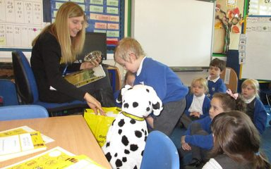 A Visit from Dogs Trust