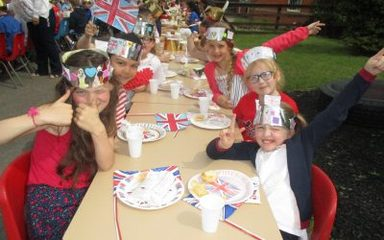 Tea Party Fun to Celebrate the Royal Wedding