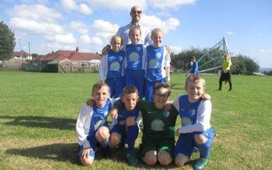 Year 5 Football Final
