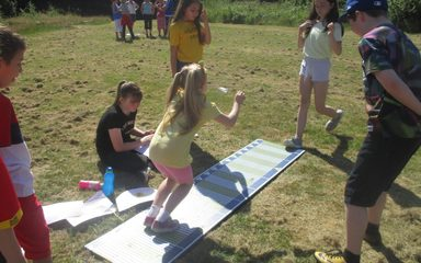 KS1 School Games Day