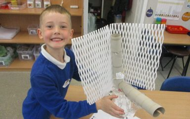 Science Week in Reception