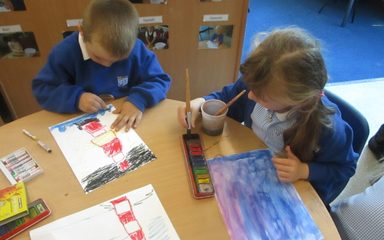 Ladybirds Learn about Lighthouses