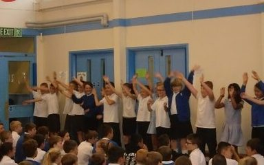 Singalong for Mrs Greaves
