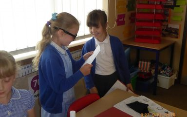 Performing Poetry in Year 2