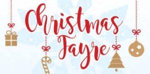Christmas Fayre –2 pm