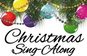 EYFS Christmas sing along 11th 9:15am