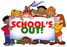 School closed for Christmas holidays