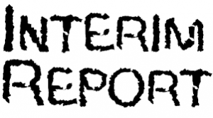 17th Autumn Term Interim Reports out