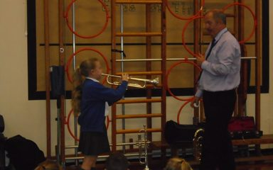 Blowing Our Own Trumpet in KS2