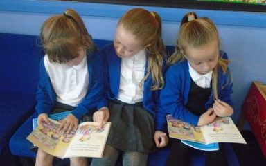 Book Buddies Begin