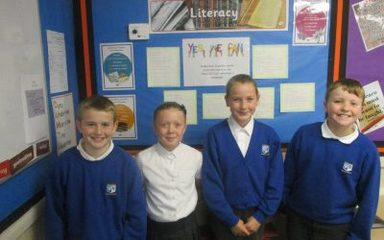 Elections in Oaks!- Article 13 Every child has the right to say what they think.