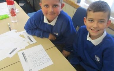 Amazing Mathematicians in Y5/Y6!