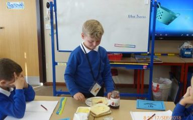 Sequencing Sandwiches