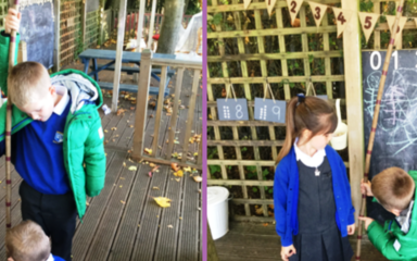 """Dragonflies  –  """"Playing with our friends in the autumnal sun"""""""