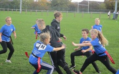 Year 5/6 Tag Rugby