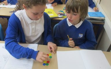 Investigating Prime Numbers in Year 5