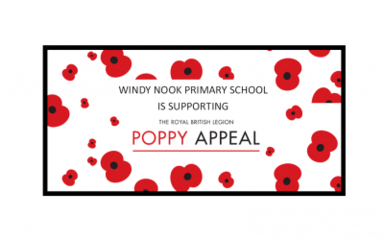 Poppies and poppy merchandise  – on sale now!