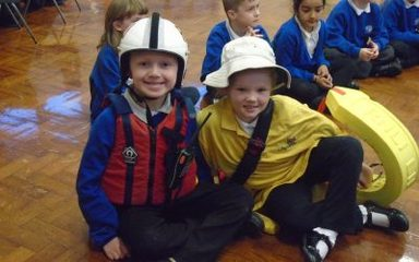 RNLI Workshop for KS1