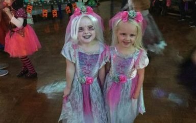 A boo-tiful Halloween disco for the Early Years and KS1