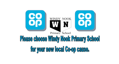 Windy Nook Primary is the Co-op's new local cause