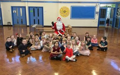 Reception Class Christmas Party