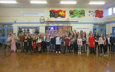 Upper KS2 Christmas Party