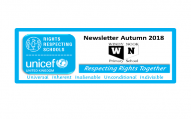 Rights Respecting Newsletter – Autumn 2018