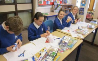 Creating model lungs
