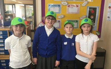 Introducing our Mini Health Champions!