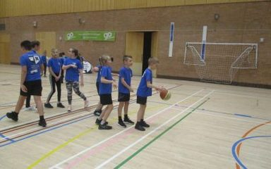 Year 5/6 Basketball