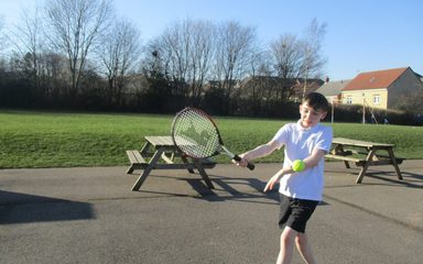 Anyone for Tennis!