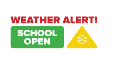 Windy Nook Primary School is open today.       1st February 2019