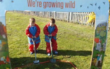 Growing Wild!