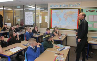 Mental Health Awareness in Year 5: It's Good to Talk