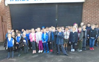 Year 2 Windy Nook Walkabout