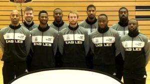 Basketball Day—Newcastle Eagles