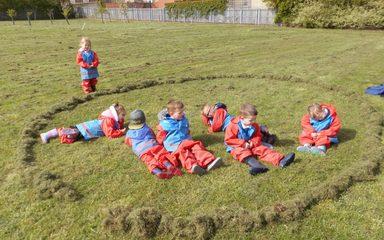 Grass camps!