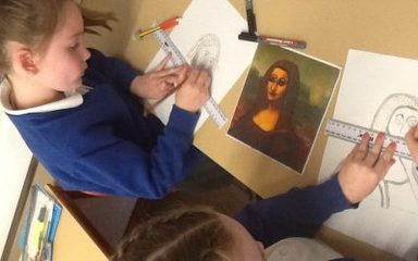 Art week in Bluebells!