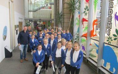 UKS2 visit to Sunderland Museum and Winter Gardens
