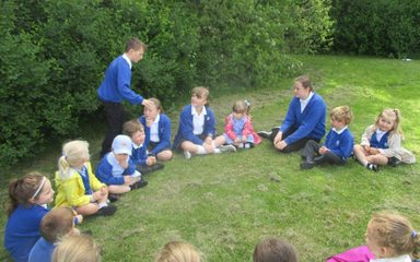Y6, Nursery and the Great Outdoors
