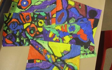 Magnificent Miro Artwork