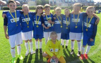 Year 4/5 Football Champions Again!