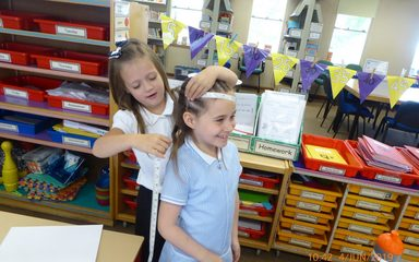 Marvellous Measuring in Year 2!