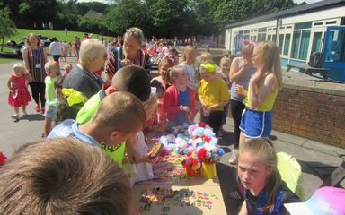 Carnival time in Y6